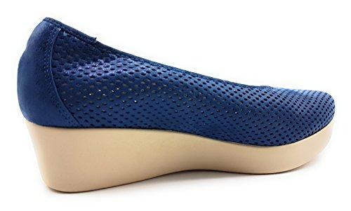 GOMEZ, Ballerine donna Blu