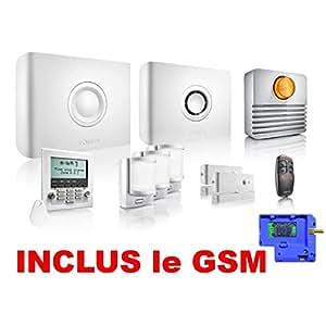 Alarme Somfy protexiom EXTRA GSM