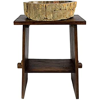 Amazon.de: Oriental Galerie Waschtisch Holz