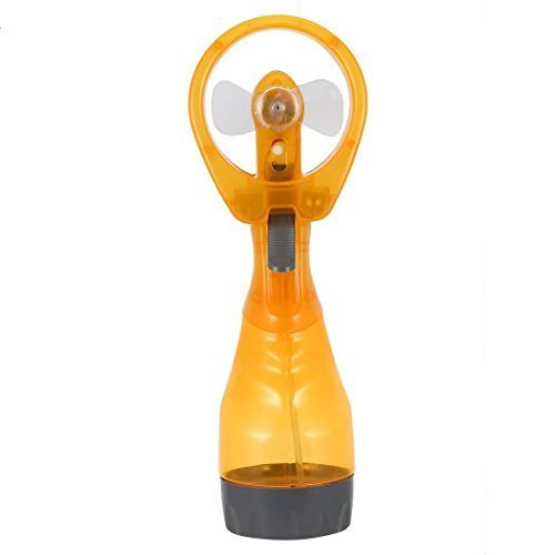 Mini-Wasserventilator für Outdoor-Aktivitäten, Reisen, Urlaub, tragbar