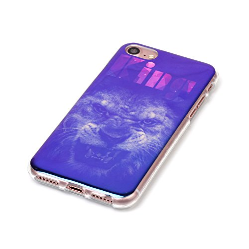 "MOONCASE [Anti-dérapante] TPU Silicone Housse Coque Etui Gel Case Cover Pour iPhone 7 4.7"" YH09 YH - 08"