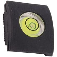 Cubierta para Nivel de Zapata de Flash Tipo Espíritu Burbuja, para Canon Nikon
