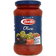 Barilla de oliva Salsa 400g