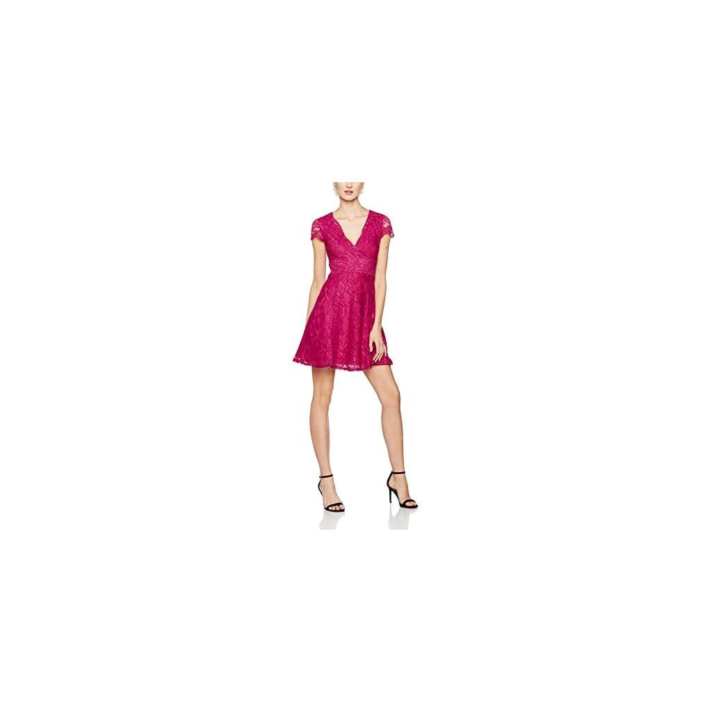 find Vestito Mini A-Line in Pizzo Donna Marchio