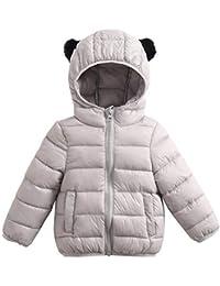 Amazon.it: Piumini Bambina Grigio Giacche e cappotti