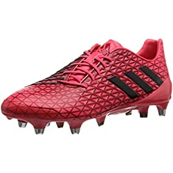 adidas Men''s Predator Malice SG Rugby Boots, Rojo (Rojimp/Negbas / Rojpot), 13