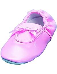 Playshoes Gymnastikschuhe, Balettschläppchen Schleife, Chaussures de GymnastiqueFille
