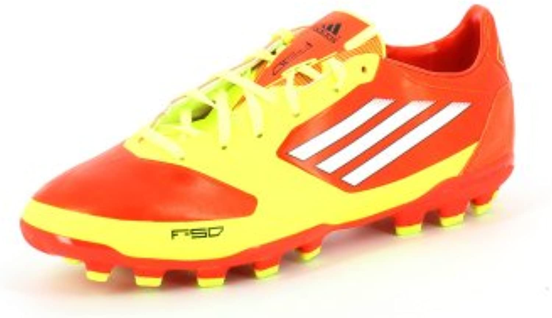 adidas Fußballschuhe F30 TRX AG orange UK10   EU44 2/3