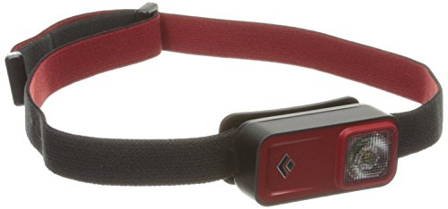 Black Diamond Stirnlampen Ion, Fire Red, One Size, BD620615FREDALL1