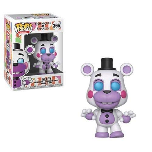 Funko POP! GAMES: Five Nights at Freddy's Pizza Simulator - Helpy