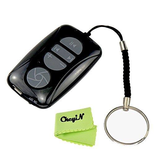 Ckeyin ®Media Remote Télécommande à distance Bluetooth Wireless Musique Appareil photo Retardateur...