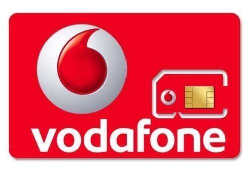Vodafone 4 G multi SIM Payg Bundles ultra Big Value SIM