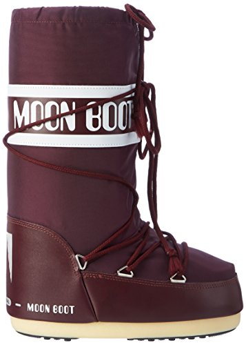 Tecnica Moonboot Nylon - Unisex Winterstiefel Anthracite 5