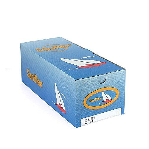 SANIFLEX Unisex-Erwachsene 5.1 Zehentrenner Blau