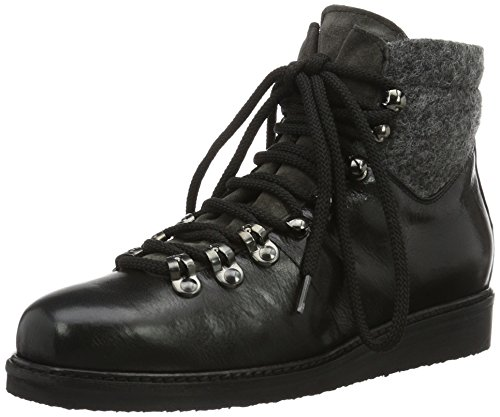 Alberto Fermani Fashion Shoes Women, Bottes Motardes femme Noir