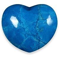 Blue Howlite Crystal Heart by CrystalAge preisvergleich bei billige-tabletten.eu