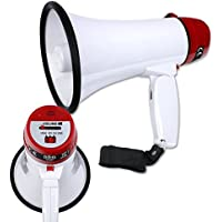Schramm ® (0265)  mégaphone Haut-Parleur Ventilateur Microphone principal