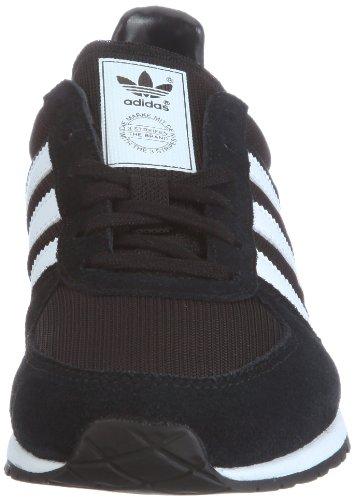 adidas Originals Adistar Racer, Baskets mode homme Noir (Noir1/Blanc/Noir1)