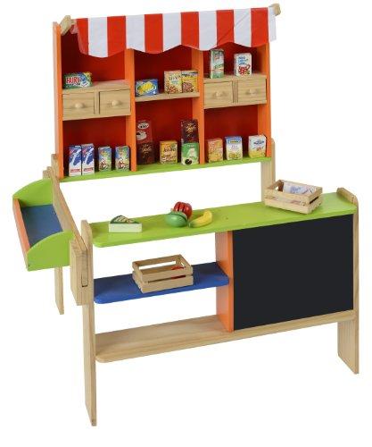 Tienda de madera