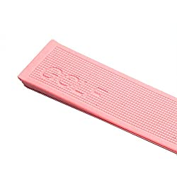 WSW Pink Silicone Rubber Watch Strap to fit TAG Heuer Golf Watches