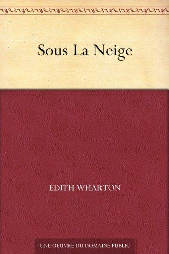 Couverture du livre Sous La Neige
