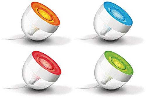 41vj%2BU9Uh7L [Bon Plan Philips HUE Philips LivingColors Iris Clear Décoration & Lampes d'atmosphère Intensité des couleurs réglable