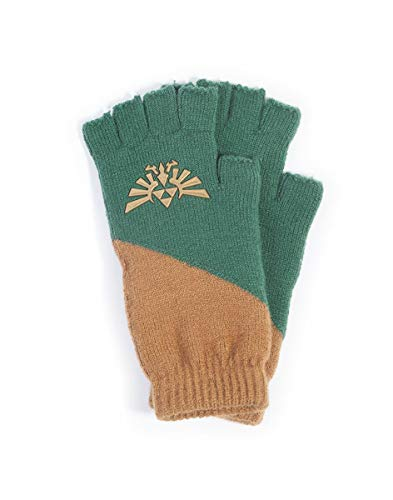The Legend of Zelda Legend of Zelda Green Core Fingerless