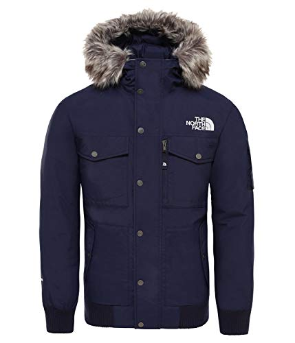 The North Face M Gotham Chaqueta De Plumón, Hombre, Montague Blue, XXL