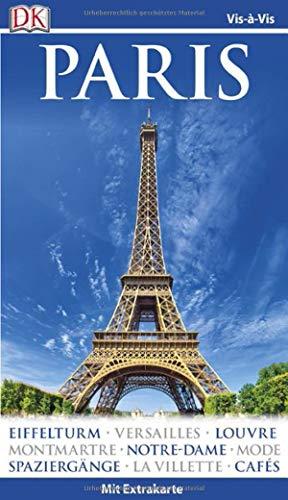 Vis-à-Vis Reiseführer Paris: mit Extra-Karte und Mini-Kochbuch zum Herausnehmen