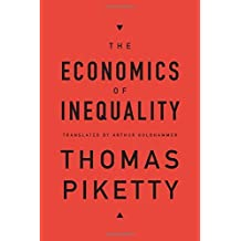 The Economics of Inequality by Thomas Piketty (2015-08-03)