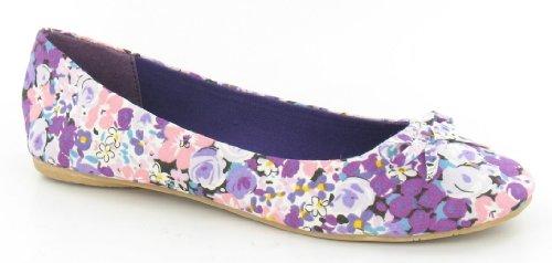 Spot On, Ballerine donna Viola (Lilac)