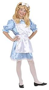WIDMANN 1951?Wonderworld Girl, Azul/Blanco, 140cm, 8?10años