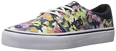 DC Trase Tx Se J Prb, Sneakers Basses femme - multicolore - multicolore,