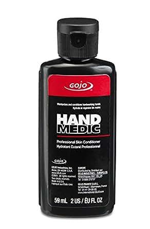 GOJO 8142-12-EEU00 HAND MEDIC Hydratant Cutané Professionnel Flacon Poche, 60 ml (Pack of 12)