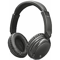 Trust Urban Kodo - Auriculares inalámbricos con tecnología Bluetooth para Llamadas telefónicas y música, Color Negro