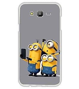 Funny Characters 2D Hard Polycarbonate Designer Back Case Cover for Samsung Galaxy E7 (2015) :: Samsung Galaxy E7 Duos :: Samsung Galaxy E7 E7000 E7009 E700F E700F/DS E700H E700H/DD E700H/DS E700M E700M/DS