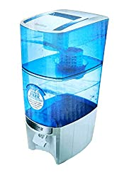 Eureka Forbes Aquasure Amrit DX 20-Litre Water Purifier (Blue)
