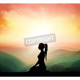 adrium Yoga and meditation(42168138), Poster, 70 x 60 cm
