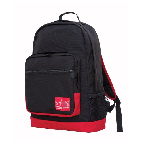 manhattan-portage-morningside-backpack-black-red