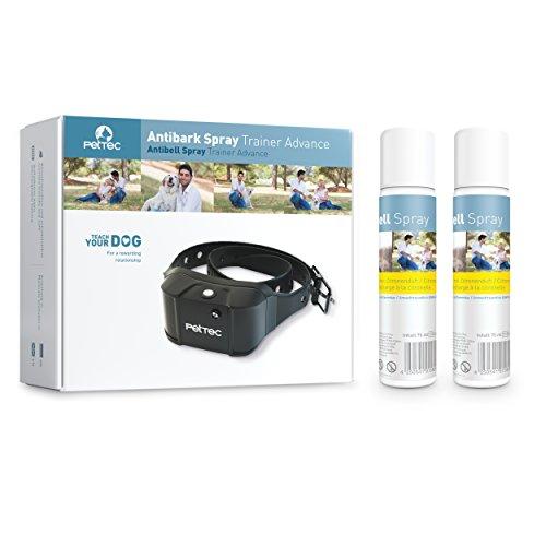 Zoom IMG-1 pettec antibark spray trainer advance