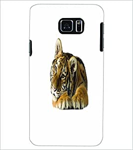 PRINTSWAG CUTE TIGER Designer Back Cover Case for SAMSUNG GALAXY NOTE 5 EDGE
