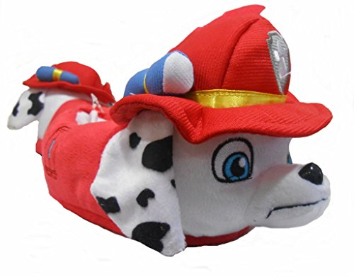 Paw Patrol Marshall 3d Chaussons pour enfants Rouge