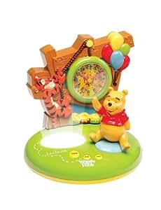 Lexibook Winnie The Pooh Alarm Clock Radio