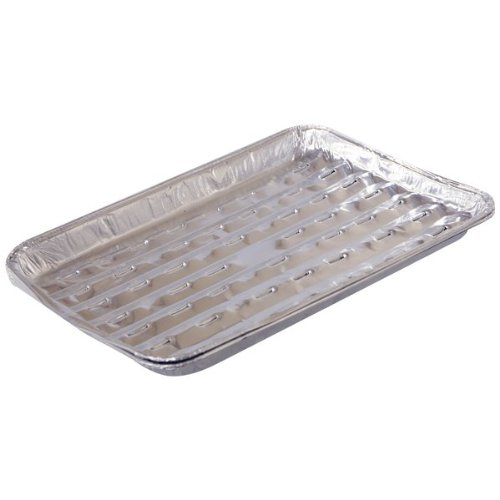12-bbq-disposable-aluminium-foil-trays-34cm-x-24cm-roasting-food-barbecue-party