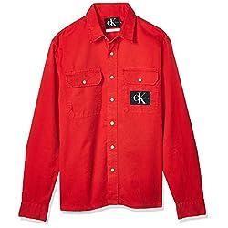 Calvin Klein Camicia UOMO...