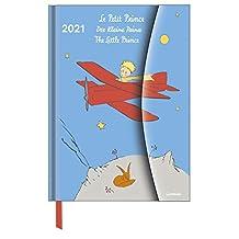 Der Kleine Prinz 2021 - Diary - Buchkalender - Taschenkalender - 16x22: Magneto Diary