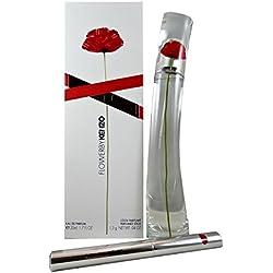 Kenzo Flower Femme/Woman Set (Eau de Parfum, 50ML + PROFUMO Stiff 1.3G), 1er Pack
