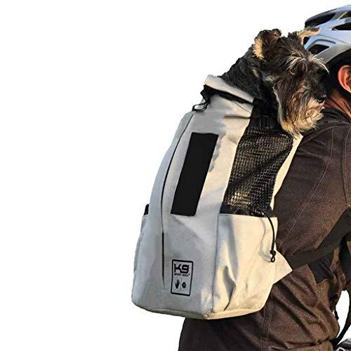Wwjpet Pet Carrier Rucksack Für Kleine Und Mittlere Hunde Vorne Verstellbare Packung Zugelassene Sichere Tasche Für Die Reise Zum Tragen Von - Kostüm Mietvertrag
