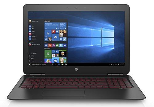 """HP OMEN 15-ax000nl Notebook, Intel Core i7-6700HQ, RAM 16GB, SSD 128 GB + HDD 1TB, Scheda Video Nvidia GeForce GTX 965M con 4 GB dedicati, Display Full HD IPS da 15.6"""", Tastiera retroilluminata, Nero"""