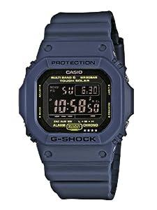 Casio GW-M5610NV-2ER - Reloj digital de cuarzo para hombre con correa de resina, color azul de Casio
